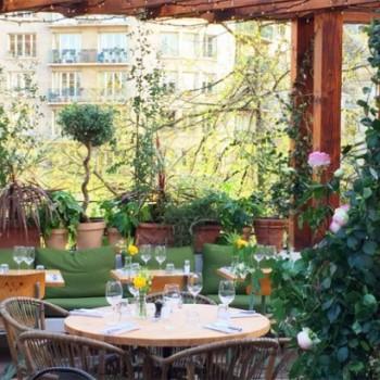 Top 30 des terrasses parisiennes à tester d'urgence !
